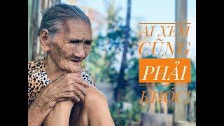 Sự thật về hai mẹ con cụ bà 96 tuổi ăn cơm thiu khiến ai xem cũng phải khóc