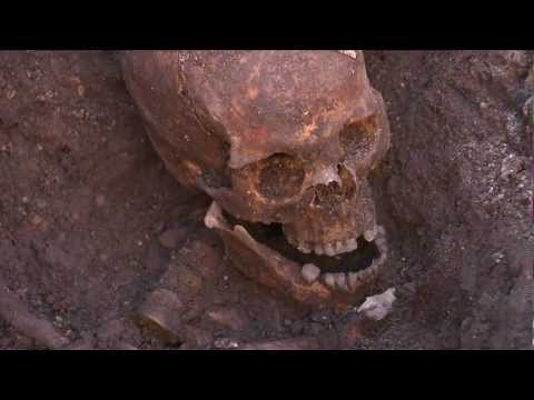 The Search for King Richard III - The Burial