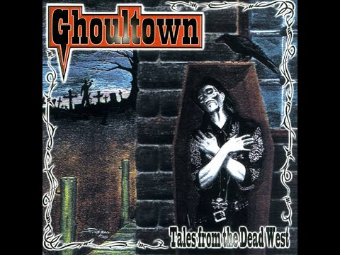 Ghoultown - Ghost Riders In The Sky (Burl Ives Cover)