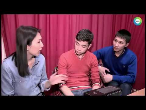 Народная музыка: рэп и джаз по-кыргызски