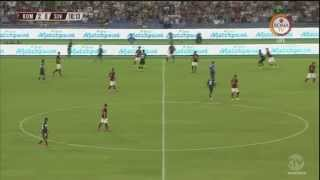 (Full Match) Part 1  AS Roma vs Sevilla  (14-8-2015)