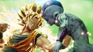 JUMP FORCE - Closed Beta Gameplay Session #1 LIVE (PS4) (1080p 60fps)