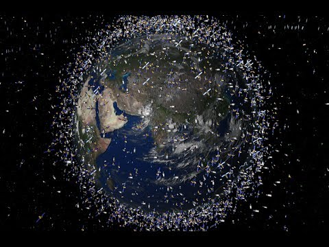5 Strange Ways to Clean Up Our Space Junk - The Countdown #42