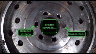 The Reason Torque Specs Are Important!!| Installing 034 Motorsports SingleMass Flywheel!