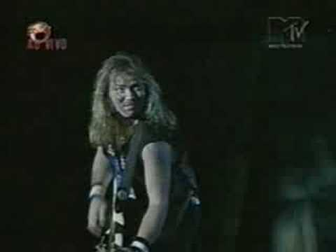 Iron Maiden-4.Lightning Strikes Twice(Curitiba,Brazil 1998)
