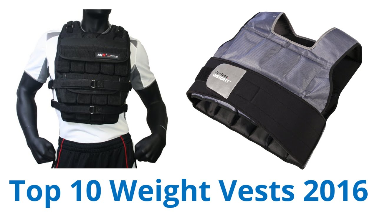 10 Best Weight Vests 2016