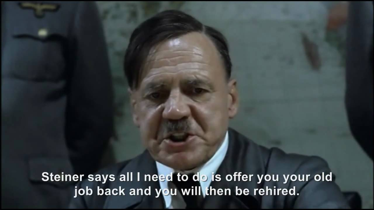 Hitler plans to rehire Jodl