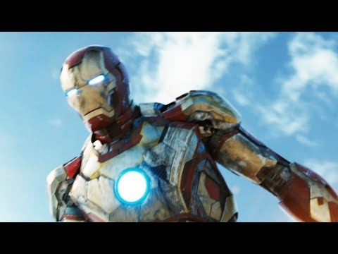 Iron Man 3 Extended Super Bowl Trailer 2013 - Official [HD]