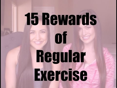 15 Benefits of Regular Exercise
