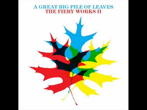 A Great Big Pile Of Leaves - Workeatsleep