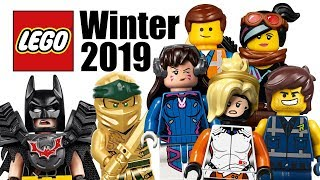 Top 20 Most Wanted LEGO Sets of Winter 2019
