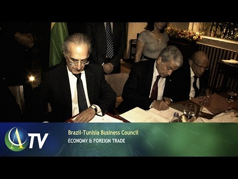 Brazil-Tunisia Business Council | Economy & Foreign Trade