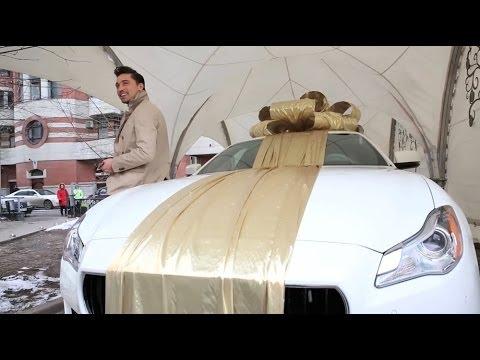 Дима Билан выиграл Maserati