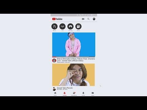 Parody Sweet Talk - Sheryl Sheinafia & Rizky Febian Feat. Chandra Liow.mp3