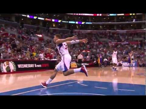 Blake Griffin 24 Points Full Highlights vs Los Angeles Lakers