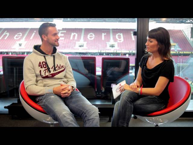 Stefan Maierhofer im NetCologne FC-TV Star-Talk