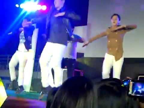 MYRVES gangnam style with snapback Myrves Palawan
