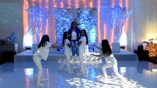 Awesome Surprise Dance - Quinceanera Baile Sorporesa | Fairytale Dances