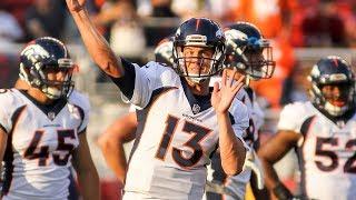 Trevor Siemian Named Broncos Starter | Stadium