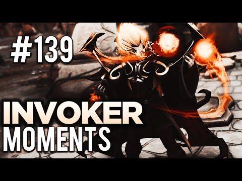 Dota 2 Invoker Moments Ep. 139