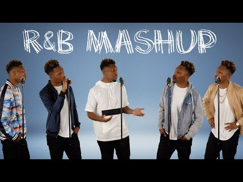 Old and New School R&B Acapella Mashup