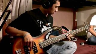 Toto - Pamela (Bass Cover)