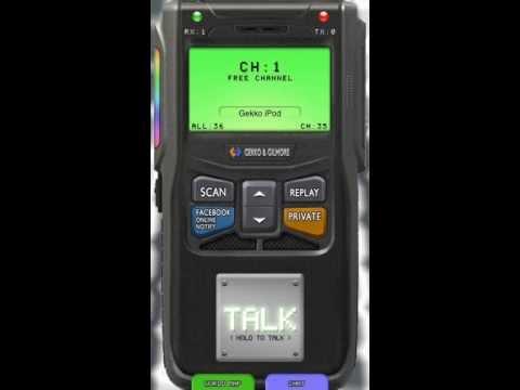 Walkie Talkie [ iPad / iPod / iPhone ]