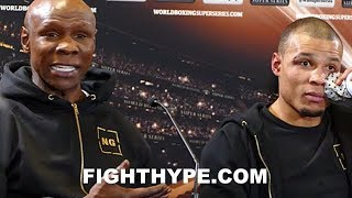 CHRIS EUBANK SR. REACTS TO SON'S LOSS TO GEORGE GROVES WITH HARSH TRUTH: