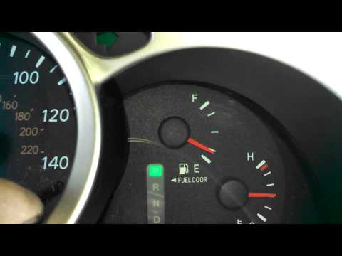 how to remove the maintenance required light on a 2007 2011 toyota camry how to save money and. Black Bedroom Furniture Sets. Home Design Ideas