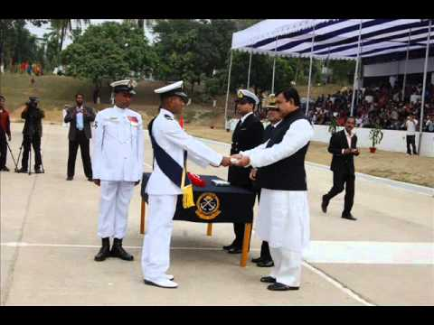 BANGLADESH MARINE ACADEMY 46TH BATCH PASSING OUT PARADE
