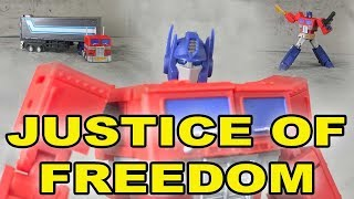 Magic Square Light Of Justice (Optimus Prime)