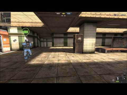 Gameplay Point Blank parte 2 battaglia normale