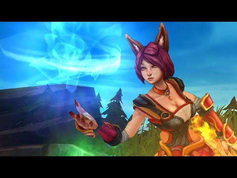 League of Legends - Ahri Top [Season 7, PT-BR]