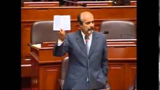 Intervención de Mauricio Mulder en contra del PL del Régimen Laboral Juvenil (03/12/2014)