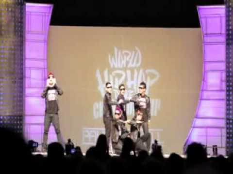 The Poreotics HipHop 2013