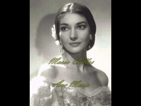 Maria Callas - Ave Maria