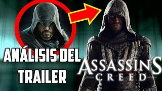 Assassin´s Creed The Movie: Análisis del TRAILER