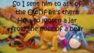 Return To Pooh Corner Lyrics-Kenny Loggins