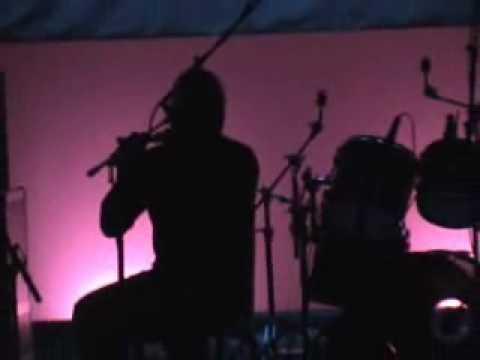 RUNE - Cromer Folk festival David Hopi Hopkins Chris Dawson Cindy Pascher Camille Raibaud