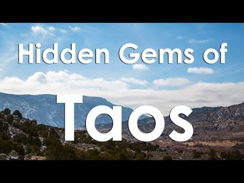 The Hidden Gems - Best of Taos New Mexico
