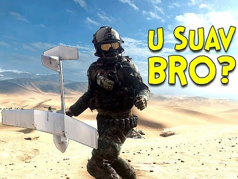 U SUAV BRO?! - Battlefield 4 China Rising