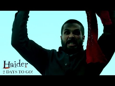 Two Days to Go | Haider | Shahid Kapoor & Shraddha Kapoor | Releasing Oct. 2nd