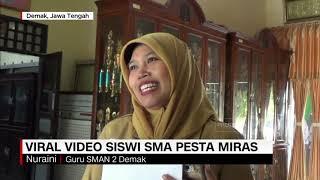 Viral! Video Siswi SMA Pesta Miras di Kamar