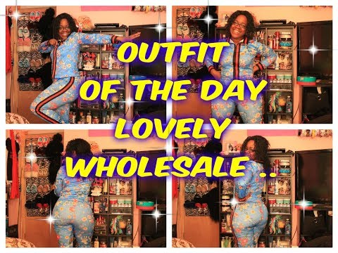 ''OUTFIT OF THE DAY'' LOVELY WHOLESALE