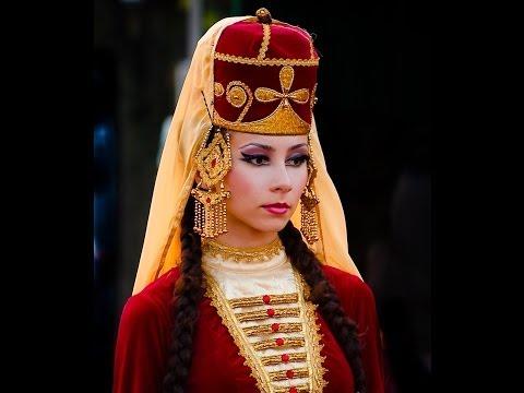 Бара быхьыз Минара -- абазинська пісня -- Abaza Song *** video