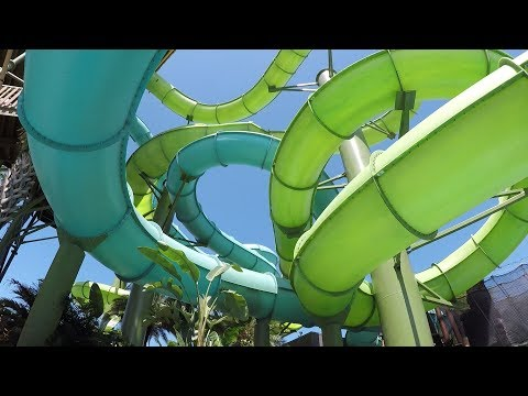 Finally Back At Volcano Bay Universal Orlando's Water Park | Park Update, Trying New Foods & More!