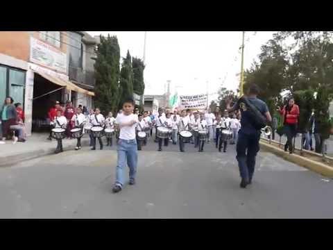 Desfile Pentathlon Valle de Chalco Parte 1
