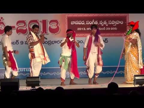 Telugu Janapadalu Folk Songs Collection video