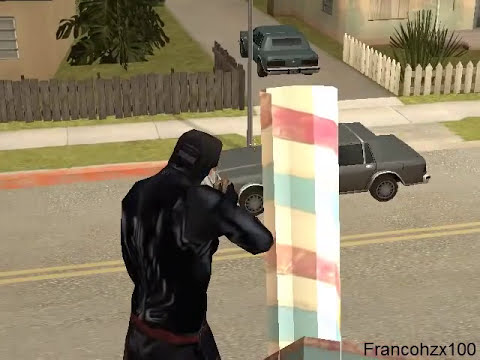Cj descubre que es un super humano - Gta San Andreas Loquendo