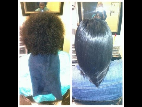 OMG!!! Astonishing Natural Hair Transformations (Dominican Hair Salon)